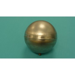 "6"" x 1/4"" Stainless Steel Float Ball"