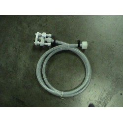 Complete Kit w/6' Hose, Inline Shut Off and Saddle