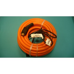"Pirit 5/8"" x 50' Heated Hose with Garden Hose fittings and thermostat"