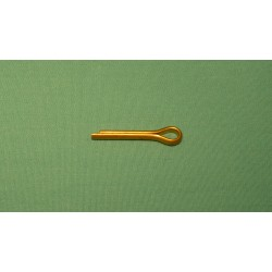 "1/2"" Brass Valve Brass Cotter Pin"
