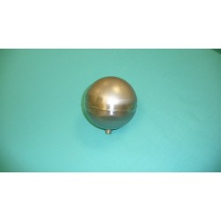 "4"" x 1/4"" Stainless Steel Float Ball"
