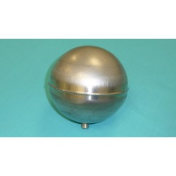 "5"" x 1/4"" Stainless Steel Float Ball"